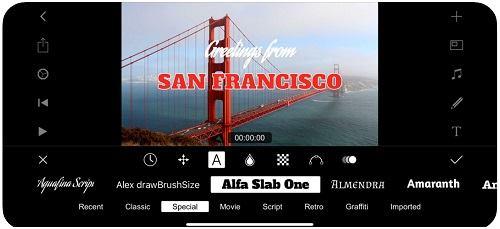 افضل برنامج تصميم فيديو للايفون للمحترفينFilmmaker Pro مجانا