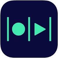 ايقونة تطبيق تصميم فيديو للايفون Magisto
