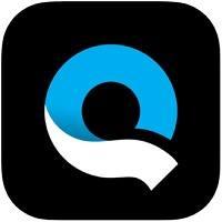 ايقونة برنامج Quik لتصميم الفيديو بسهولة للايفون