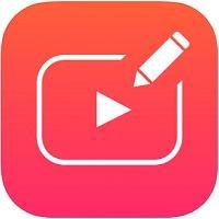 تطبيق الكتابة على الفيديو للايفون Vont