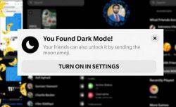الفيس بوك الأسود ! الطريقة الرسمية لتفعيل الفيسبوك الأسود Dark Mode