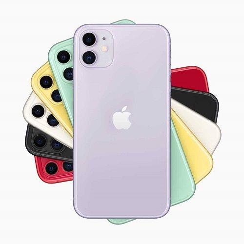 ألوان آيفون 11
