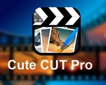 تحميل تطبيق كيوت كت برو مجانا Cute Cut Pro للآيفون مع الشرح