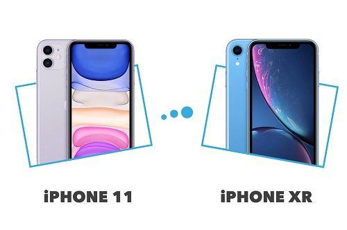 مقارنة بين آيفون 11 وآيفون Xr والفرق بينهما