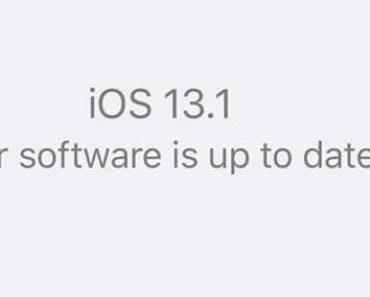 """تحميل تحديث iOS 13.1 للآيفون والآيبود """"إصدار نهائي"""""""