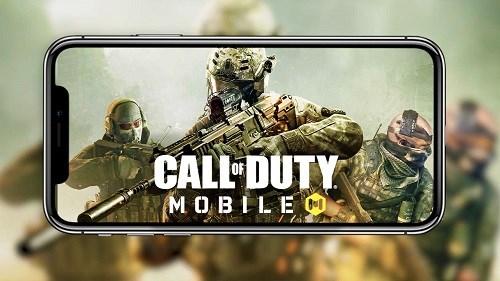 تنزيل كول اوف ديوتي موبايل Call of Duty Mobile للآيفون والأندرويد