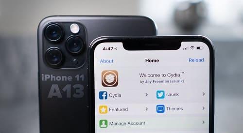 Photo of جيلبريك unc0ver للايفون 11 و Xs يدعم iOS 13.3 وبدون كمبيوتر