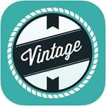 أيقونة برنامج تصميم شعارات للايفون Vintage Logo