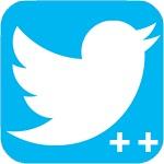 أيقونة Twitter Plus للايفون