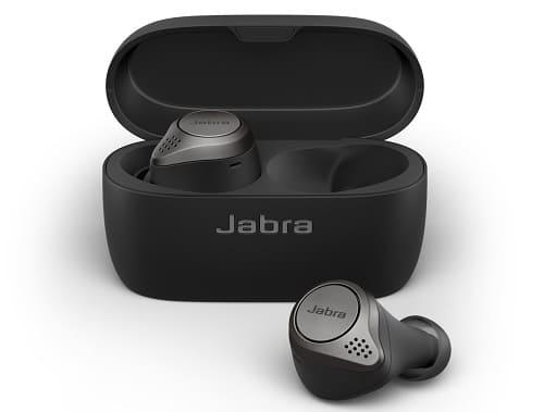 سماعة Jabra Elite 75t اللاسلكية للايفون والأندرويد