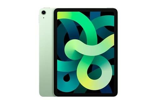 صورة آيباد 4 باللون الأخضر