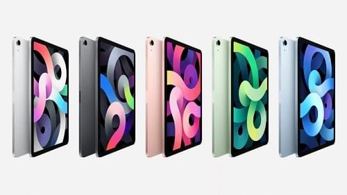 تعرف على أقوى آيباد لسنة 2020 آيباد آير 4 iPad Air