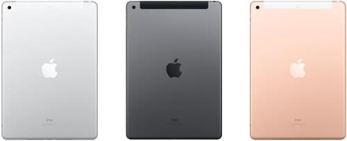 ألوان iPad 8