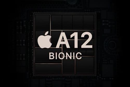 معالج A12 Bionic من آبل