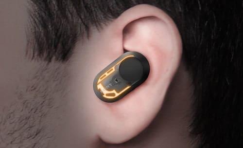 سماعة WF1000XM3 أقضل سماعة لا سلكية للايفون والأندرويد من ناحية جودة الصوت
