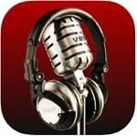 أيقونة تطبيق VRP لتسجيل الصوت بالايفون واضافة تأثير الصدى