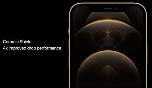 إعلان آبل عن صلابة iPhone 12 pro