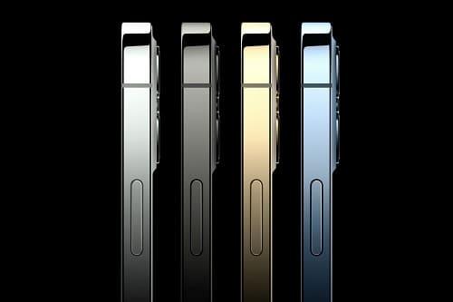 تصميم وألوان آيفون 12 برو