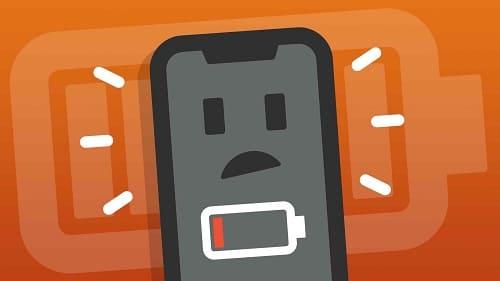 16 حلا لمشكلة استنزاف البطارية على ايفون 12