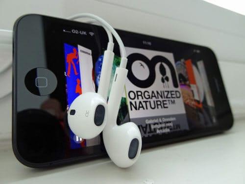 ايفون 5 ايباد ايبود تتش سماعات مشكلة الصوت فقدان الصوت السماعة الخارجية حل مشكلة