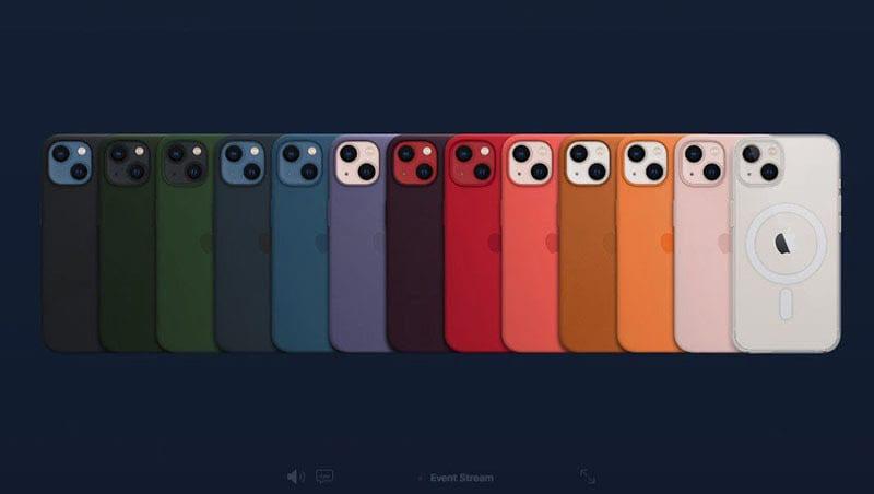 مؤتمر آبل الإعلان عن آيفون 13 iphone وساعة آبل الجيل السابع Apple Watch 7 وأجهزة آيباد جديدة