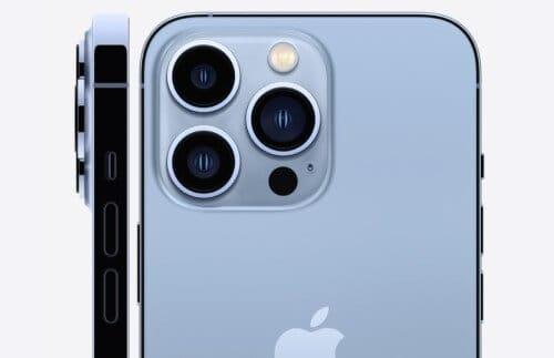 كاميرا الآيفون 13 برو ماكس